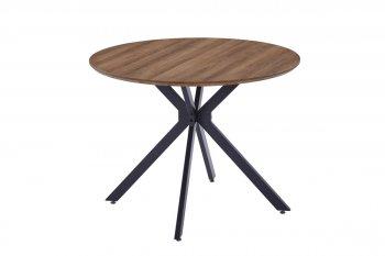Фото - Круглий кухонний стіл TM-46