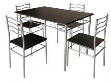 Фото - Кухонний стіл і стільці Esprit
