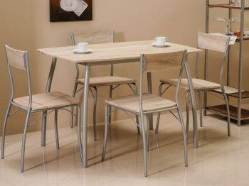 Фото - Кухонний стіл і стільці Modus
