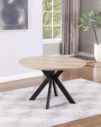 Фото - Круглий кухонний стіл TML-660
