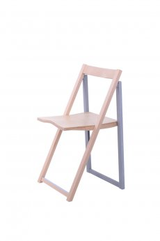 Фото - Розкладний стілець Silla Slim