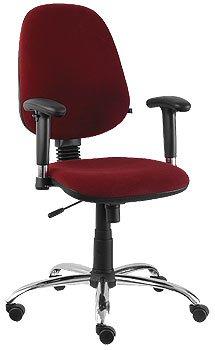 Фото - Операторські крісла Galant GTR chrome active-1