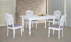 Фото - Комплект: стіл Теодор і стілець Орландо