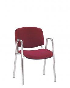 Фото - Офісні стільці ISO w chrome