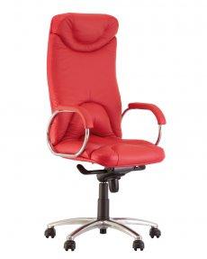 Фото - Офісне крісло Elf steel chrome