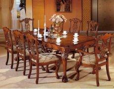 Фото - Дерев'яний стіл JF-822