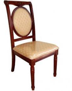 """Фото - Дерев'яний стілець Classic 4021  """"оббивка H"""""""