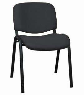 Офісні стільці ISO black