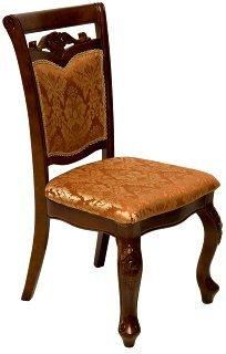 Фото - Дерев'яний стілець Classic 8001, ніжки 8019 оббивка С