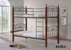 Фото - Двох'ярусне ліжко KORA