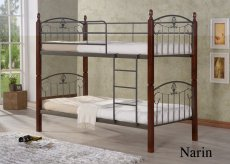 Фото - Ліжко двоярусне NARIN