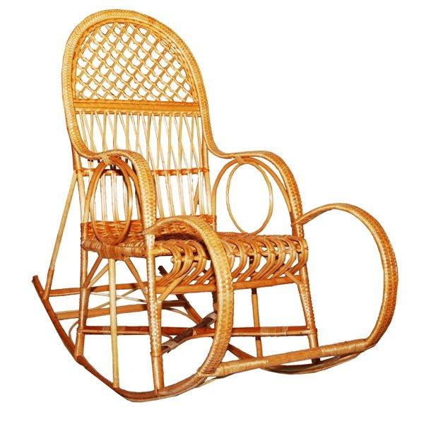 Крісло-гойдалка КК-4а  купити меблі з лози для дому у Києві ... 57f6657818db2