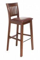 Барний стілець з дерева Райнес (Виктория)