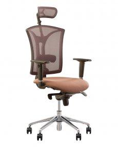 Фото - Офісне крісло Pilot R HR NET