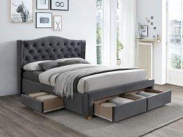 Ліжко Aspen Velvet II