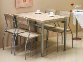 Кухонний стіл і стільці Astro