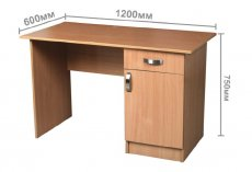 Фото - Комп'ютерний стіл СПТ-041