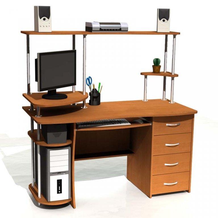 хорошие компьютерные столы с фото