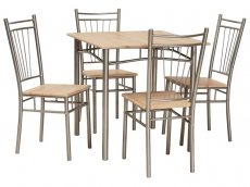 Фото - Кухонний стіл і стільці Fit