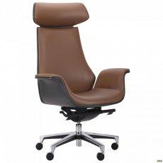 Фото - Крісло для керіника Bernard HB Brown/Dark Grey