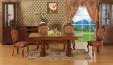 Фото - Дерев'яний стіл WL-2610