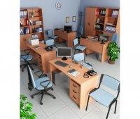Кабінет для персоналу Омега 2 (на 4 чол)