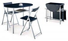 Фото - Комплект для бару: стіл + стільці CLIK