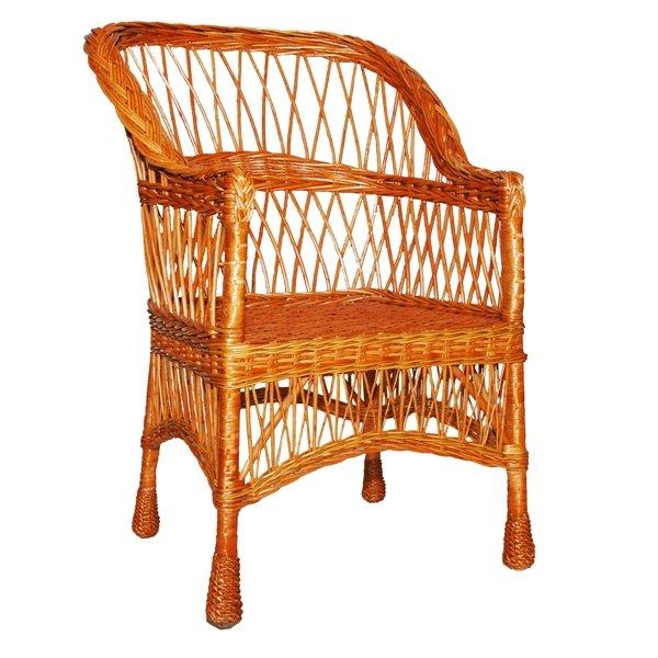 Крісло з лози КО-4  купити меблі з лози для дому у Києві 8dc078297be8c