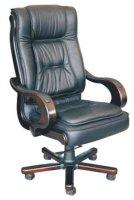 Крісло шкіряне Boss-2- DM-1818