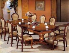 Фото - Дерев'яний стіл JF-808